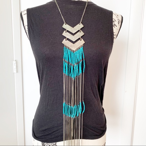 Accessories - Boho Statement Necklace